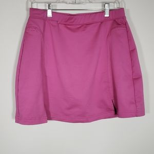 adidas pink climate cool tennis skirt